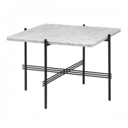 Gubi TS Coffee Table Marble Square
