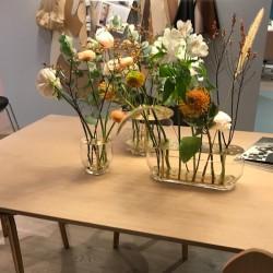 Fritz Hansen Ikebana Vases