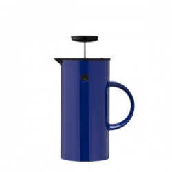 Stelton EM Coffee Maker Ultramarine