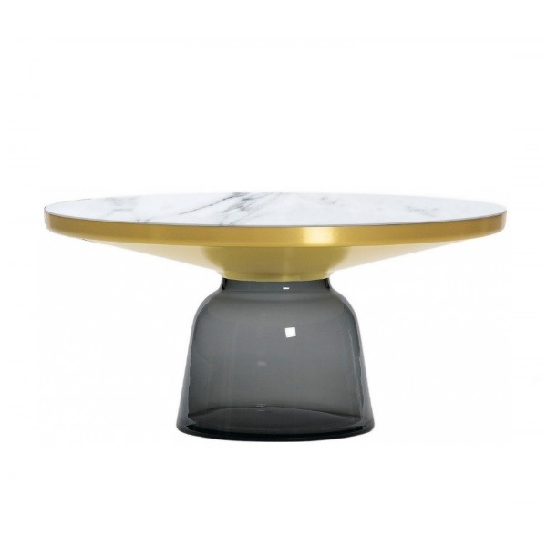 Classicon Bell Coffee Table Marble Top
