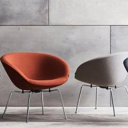 Fritz Hansen Pot Lounge Chair