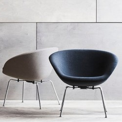 Fritz Hansen Pot Lounge Chair