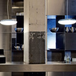 Louis Poulsen Silverback Suspended Lamp