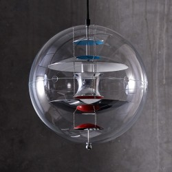 Verpan VP Globe Pendant Light