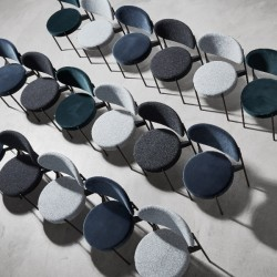 Verpan Series 430 Chairs