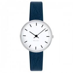 Arne Jacobsen City Hall Watch 30cm Blue Strap