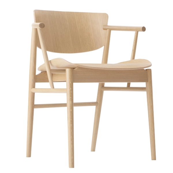Fritz Hansen NO1 Chair