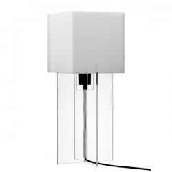 Fritz Hansen  Crossplex Table Lamp Square