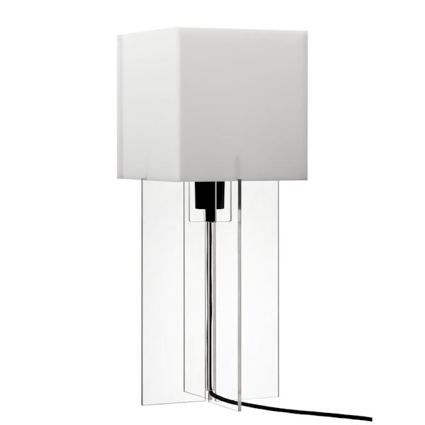 Fritz Hansen  Crossplex Table Lamp Square
