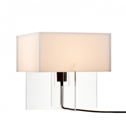 Lightyears Crossplex Table Lamp Rectangular