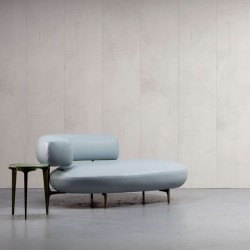 NLXL CON-08 Light Polished Concrete Wallpape By Piet Boon