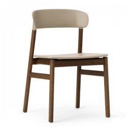 Normann Copenhagen Herit Chair Smoked Oak