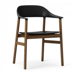 Normann Copenhagen Herit Armchairr Smoked Oak