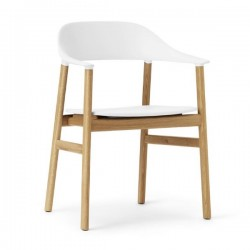 Normann Copenhagen Herit Armchair Oak
