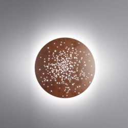 Fabbian Lens Wall/Ceiling Lamp F46 G03