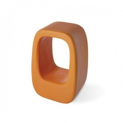 Slide Lazy Bones Stool