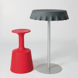 Slide Drink Stool