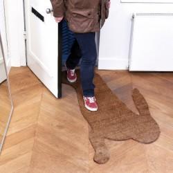 Droog Hare Mat