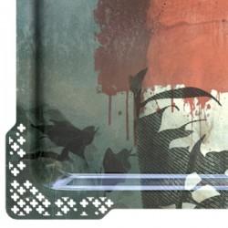 Ibride Ida #1 Mural Tray