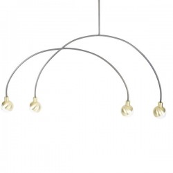 101 Copenhagen Arc Pendant Mobile Lamp