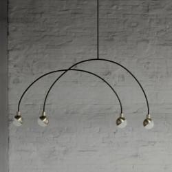 101 Copenhagen Arc Pendant Mobile Lamp