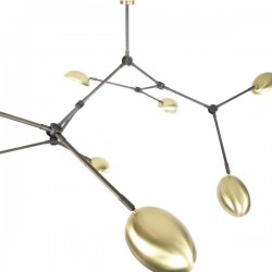 Norr 11 Drop Pendant Lamp, Chandelier