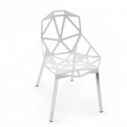 Magis Chair One White (chair and legs)