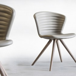 Tonon Marshmallow Chair Wood Base