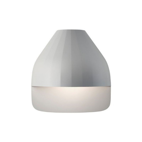 Le Klint Facet Wall Lamp with Small Plate