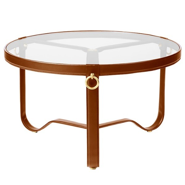 Gubi Adnet Coffee Table - Circular, Ø70