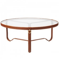Gubi Adnet Coffee Table - Circular, Ø100