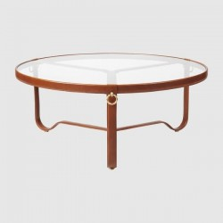 Gubi Adnet Coffee Table - Circular, Ø100