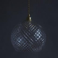 Ebb & Flow Rowan crystal lamp