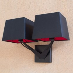 Axis 71 Memory Wall Two Lamp