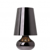 Kartell Cindy Table Lamp Gunmetal Grey