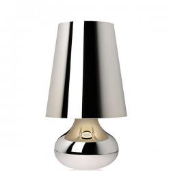 Kartell Cindy Table Lamp Platinum