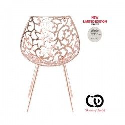 Driade Miss Lacy Chair Copper