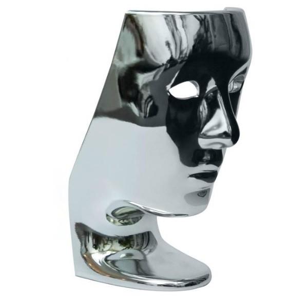 Driade Nemo Chair Silver