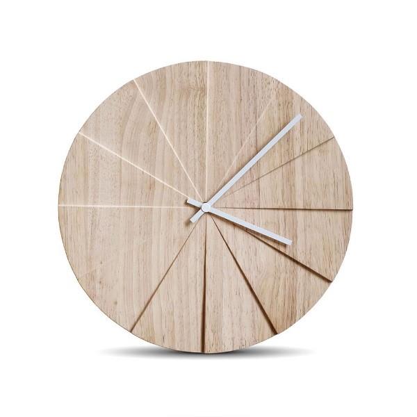 LEFF amsterdam Scope Clock Natural