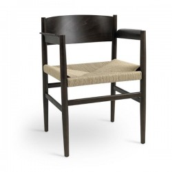 Mater Nestor Chair Sirka Grey Beech