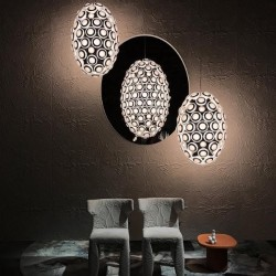 Moooi Iconic Eyes Pendant Lamp