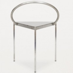 Frama Triangolo Chair Steel