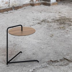 Bent Hansen Cymbal Table Oak