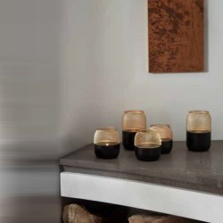 Stelton Collar Tea Light Holders