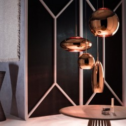 Tom Dixon Copper Round