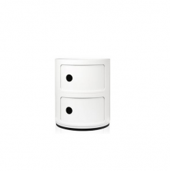 Kartell Componibili 2 Sections white