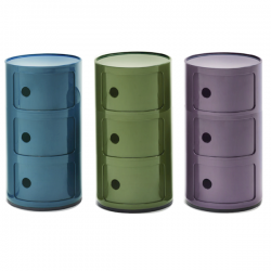 Kartell Componibili 3 Sections