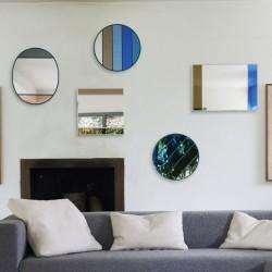 Magis Vitrail Mirror Round Multicolor