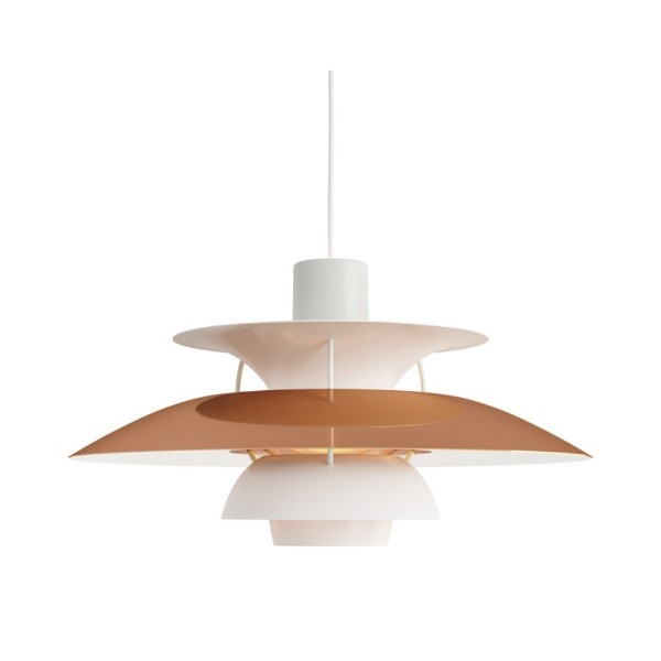 Louis Poulsen PH5 Pendant Lamp Copper