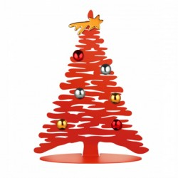 Alessi Bark for Christmas Red Small